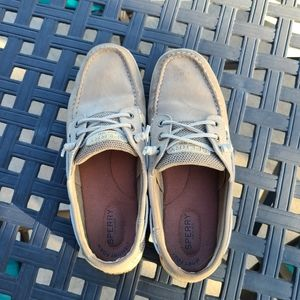 Sperry, size 10